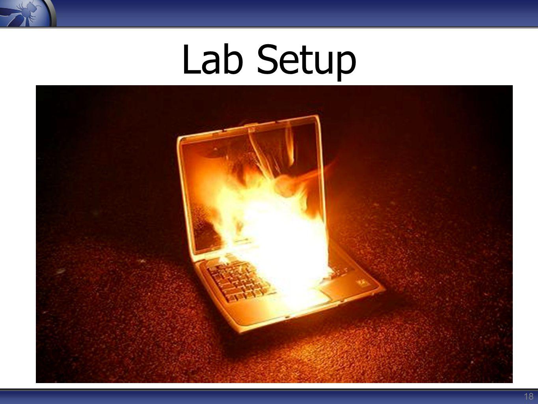 Lab Setup 18