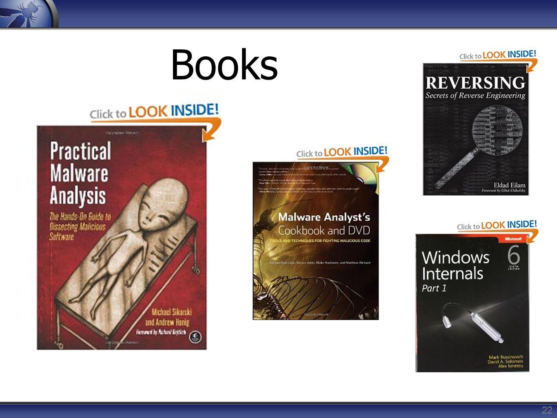 Books 22