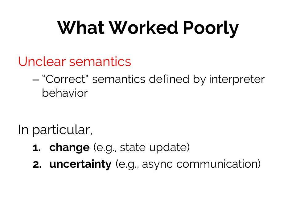 The Bloom Programming Language
