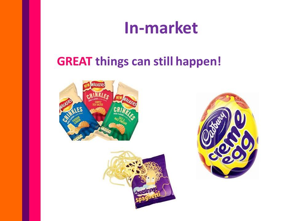 In-market GREAT things can still happen!