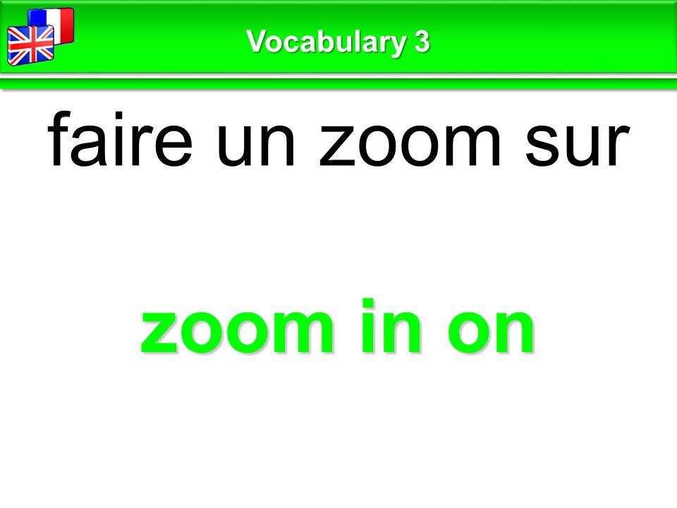 explanation explication Vocabulary 3