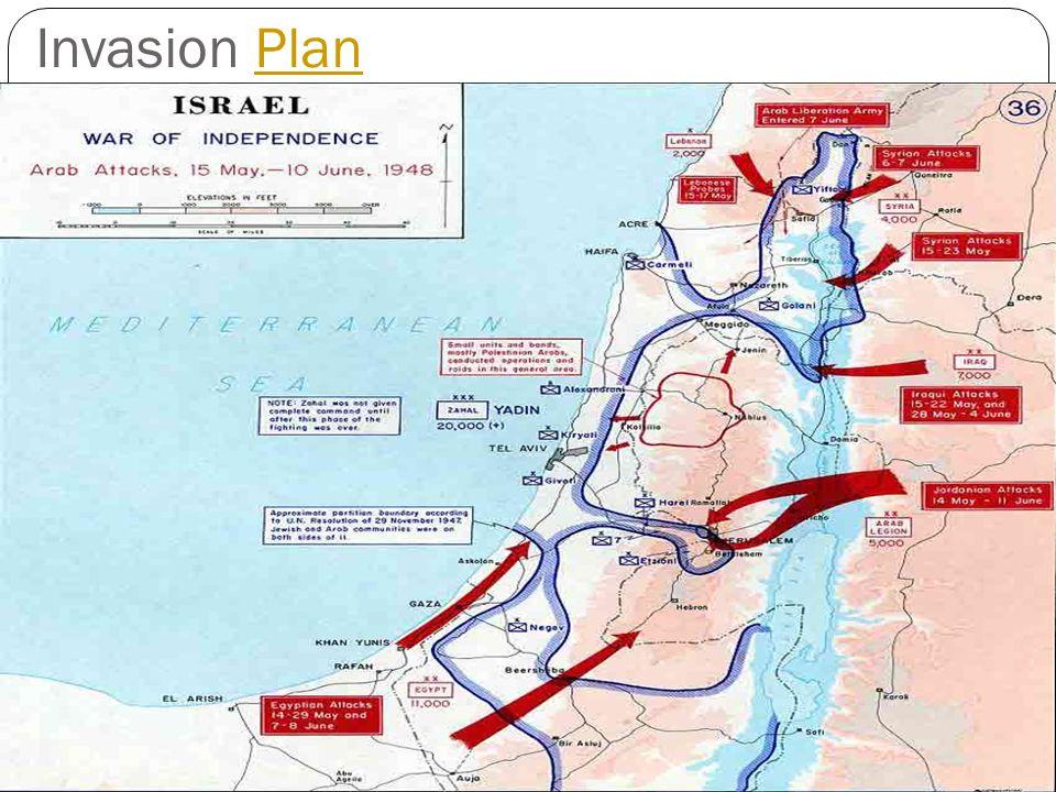 Invasion PlanPlan