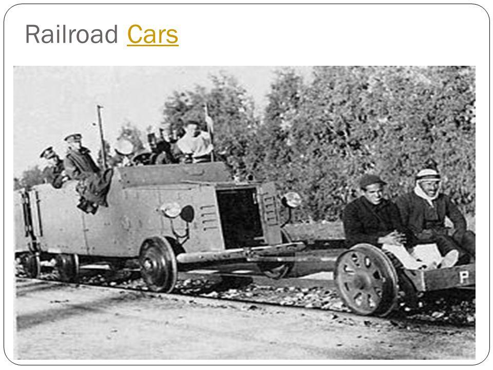 Railroad CarsCars