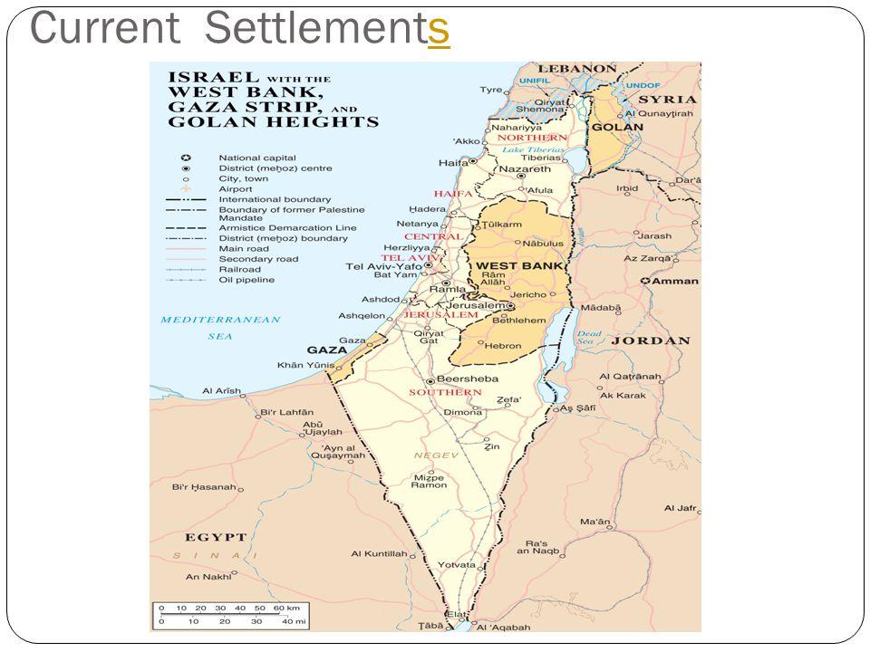 Current Settlementss