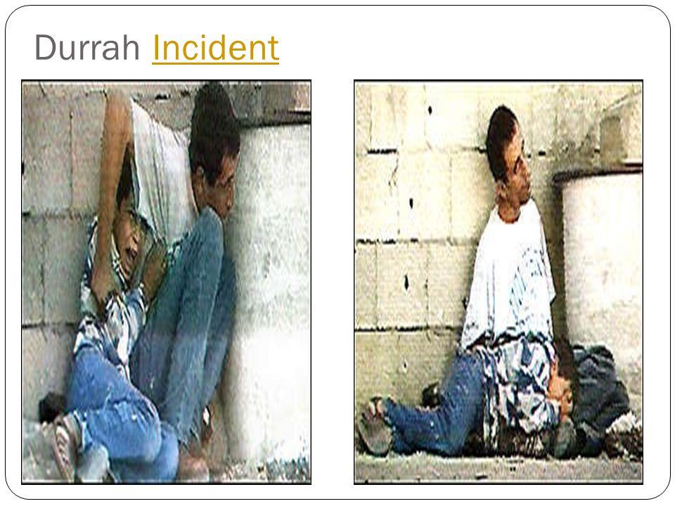Durrah IncidentIncident
