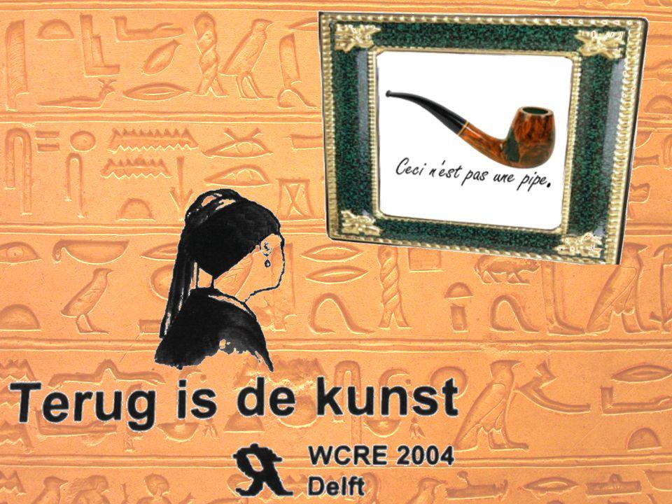 WCRE 2004 DELFT MMIV BC www-adele.imag.fr/~jmfavre