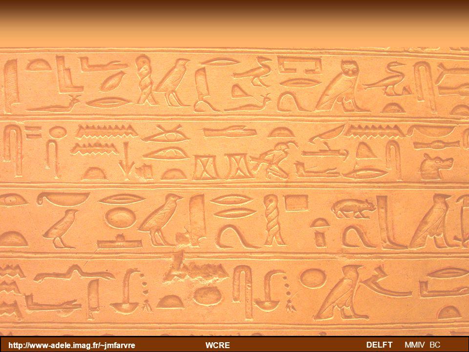 http://www-adele.imag.fr/~jmfarvreWCRE DELFT MMIV BC