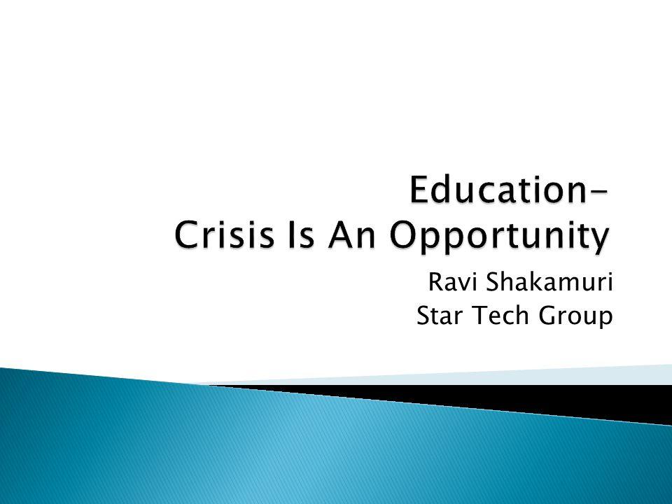 Ravi Shakamuri Star Tech Group
