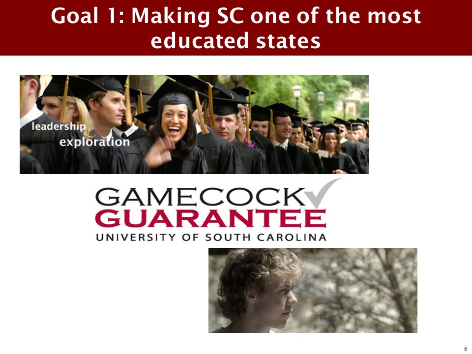 System Achievements: USC Regional Campuses Goal 3: Increasing Workforce Training and Educational Opportunity 17