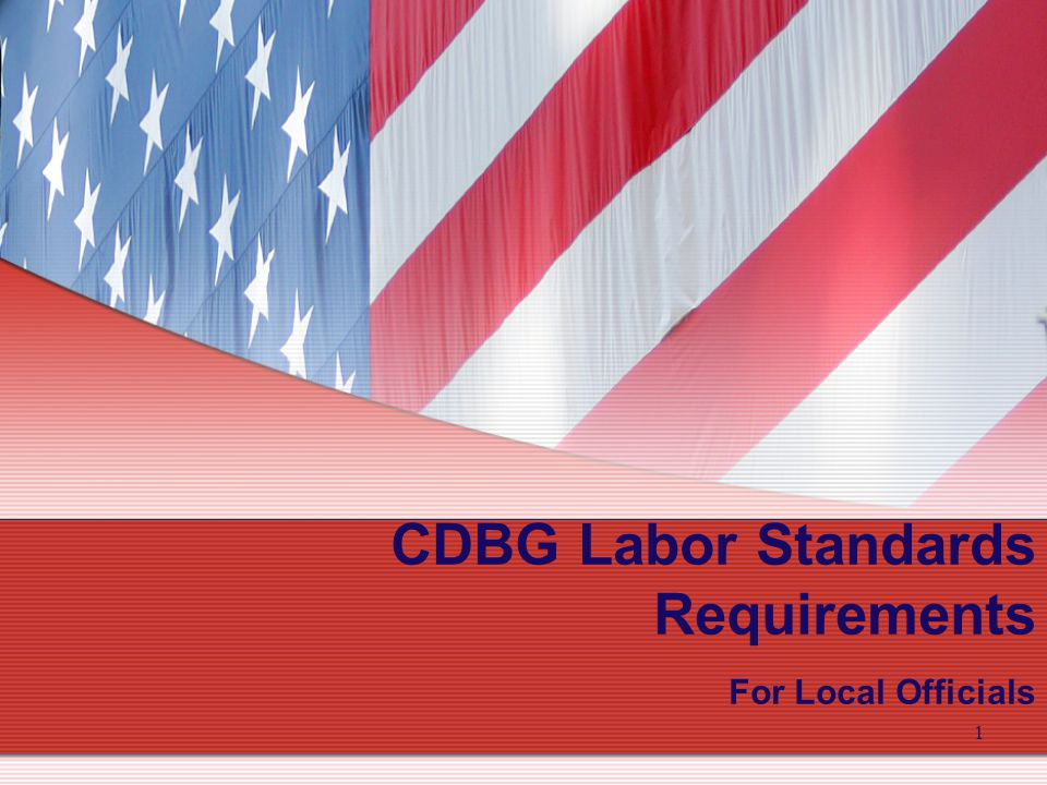 2 Why are Labor Standards Crucial.