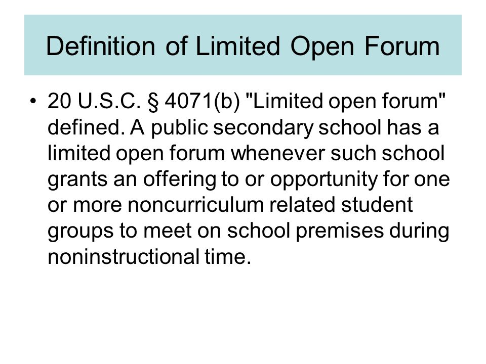 Definition of Noninstructional Time 20 U.S.C.