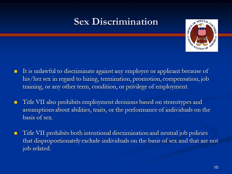 9 Religious Discrimination Reasonable Accommodation Employers must reasonably accommodate employees' sincerely held religious practices unless doing s