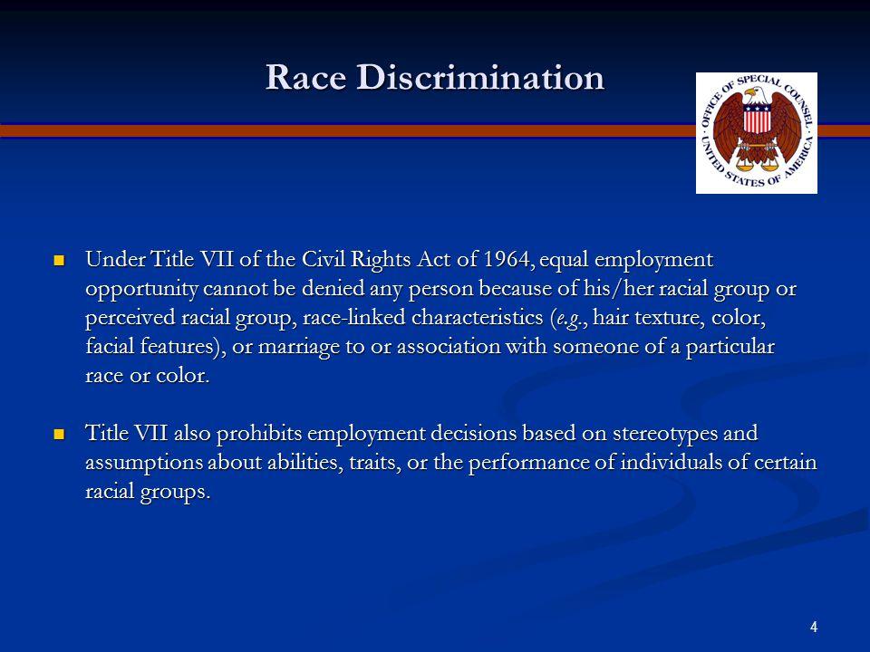 "3 Federal Antidiscrimination and Whistleblower Protection Laws ""Federal Antidiscrimination Laws"" refers to: 5 U.S.C. 2302(b)(1) 5 U.S.C. 2302(b)(1) 5"