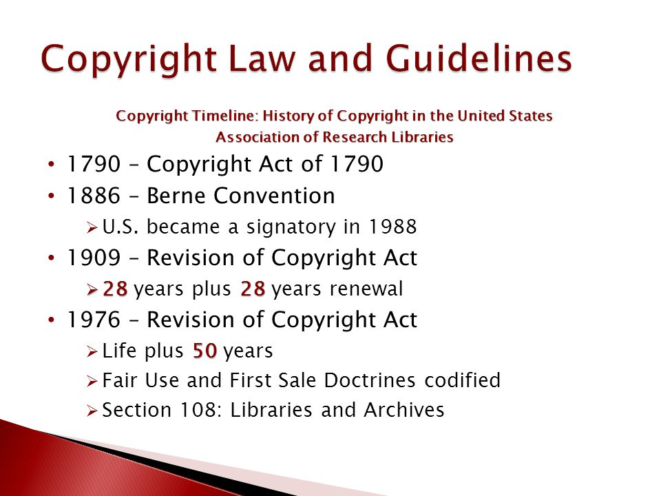 17 Title § 108 Three Copies of a Published Work (c) … duplicated solely for the purpose of replacement… that is damaged, deteriorating, lost or stolen, or if existing format is obsolete.