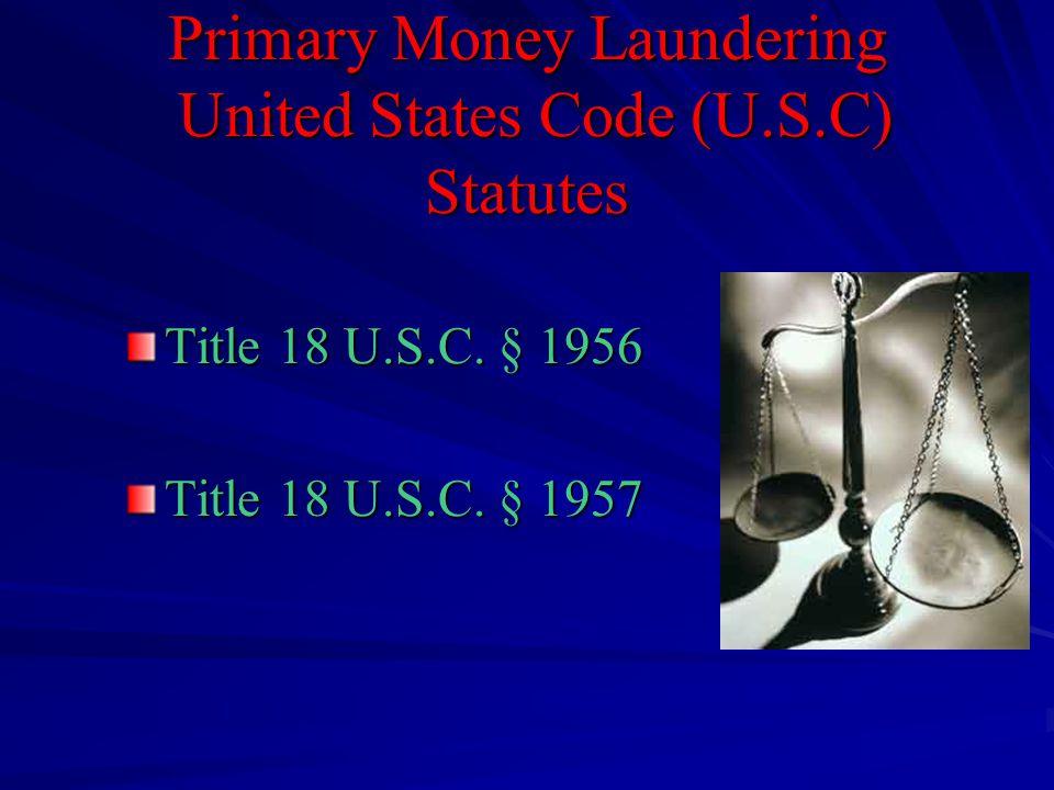 Title 18 U.S.C.