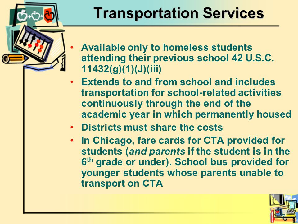 18 Waiver of School Fees School fees can be a significant expense that unaccompanied youth cannot afford.