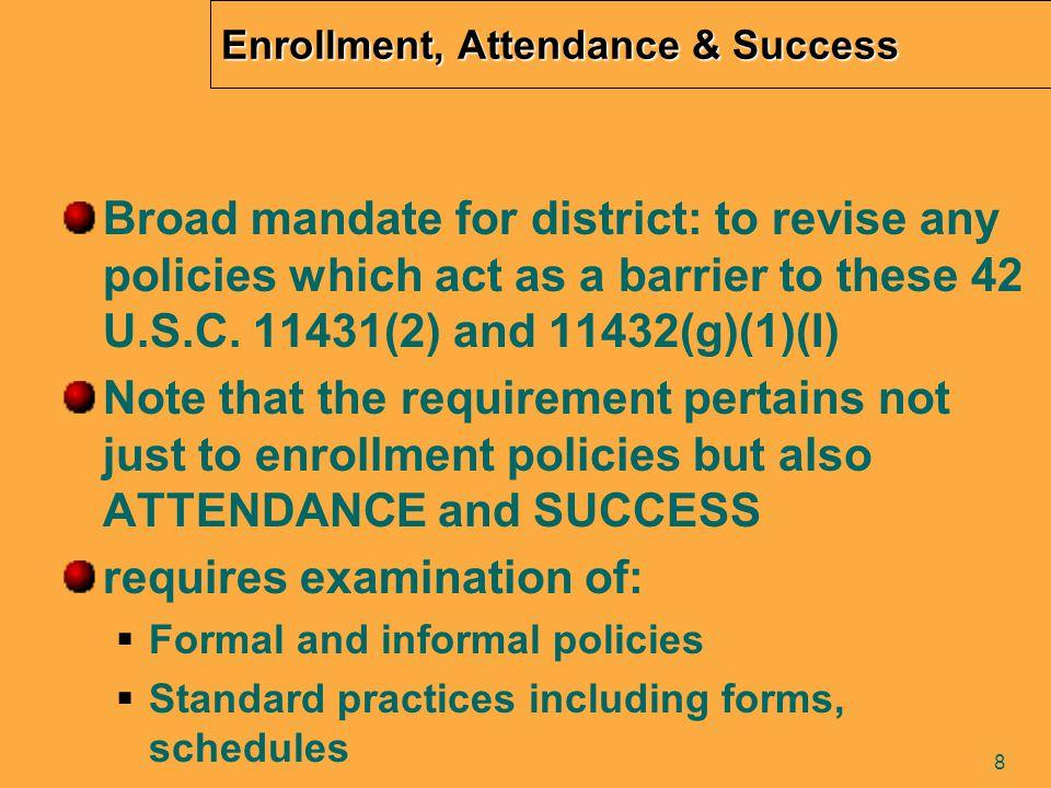 29 Equal Access Continued… 23 IL Admin.