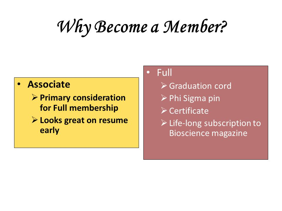 Applications Emailed soon ***DUE on 10/14*** (first General Meeting)