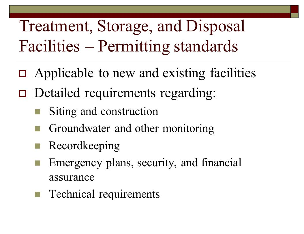 RCRA—Administrative Enforcement Tools  Information Gathering EPA and authorized states have right to records, to enter property, gather samples, and inspect for violations.