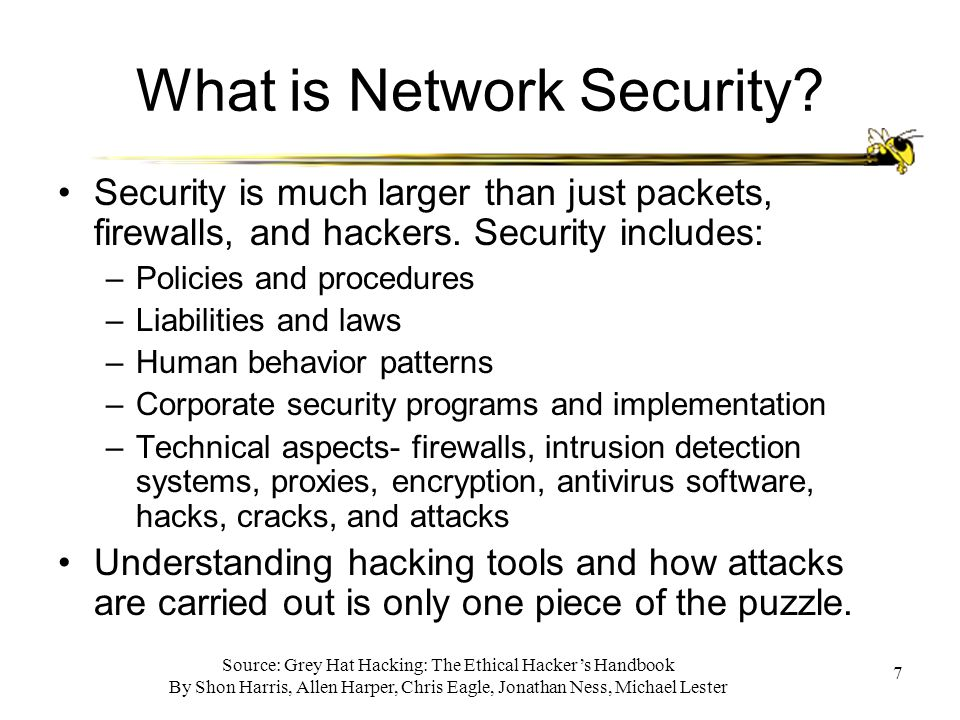 Source: Grey Hat Hacking: The Ethical Hacker's Handbook By Shon Harris, Allen Harper, Chris Eagle, Jonathan Ness, Michael Lester 38 History of Disclosure Mailing list Bugtraq – easy access to ways of exploiting vulnerabilities In 2002 Atlanta's Internet Security Systems (ISS) initiated its own disclosure policy.