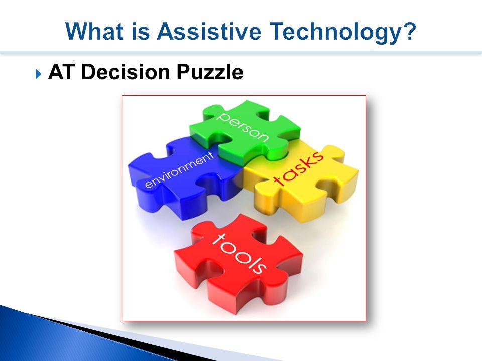  AT Decision Puzzle