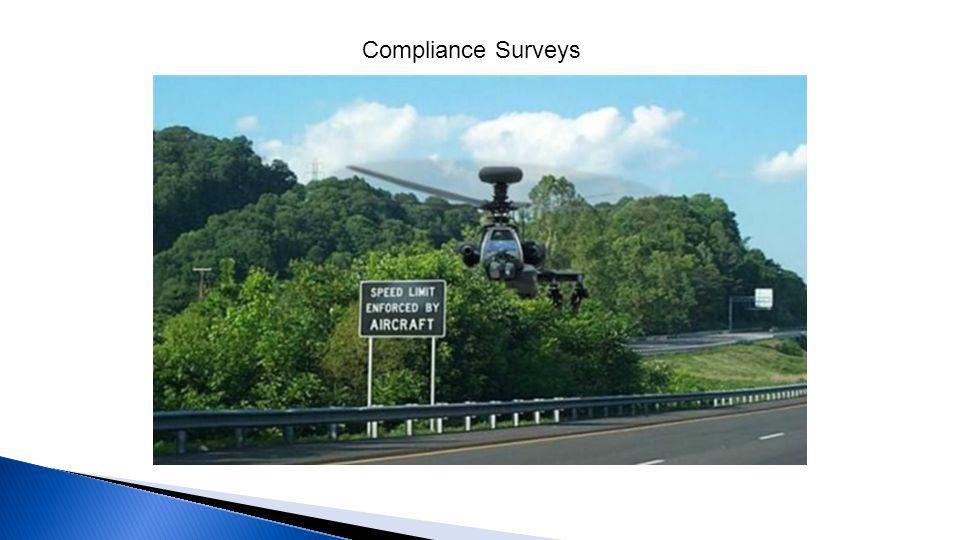 Compliance Surveys