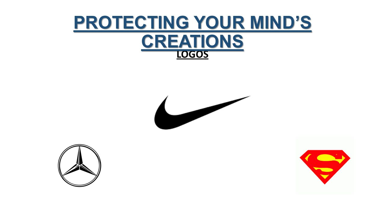 LOGOS PROTECTING YOUR MIND'S CREATIONS