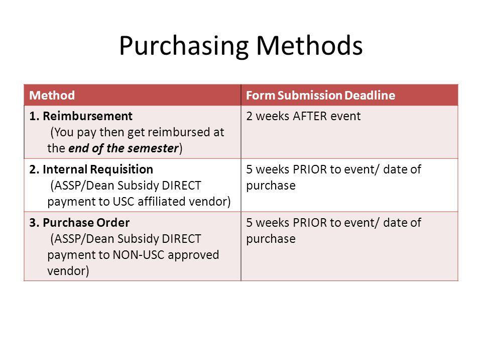 Reimbursement Packets 1.