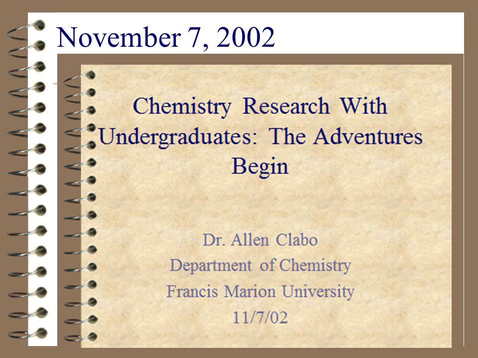 November 7, 2002