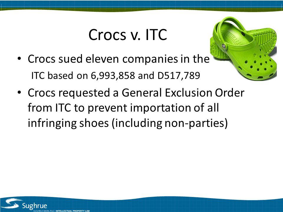 Crocs v.