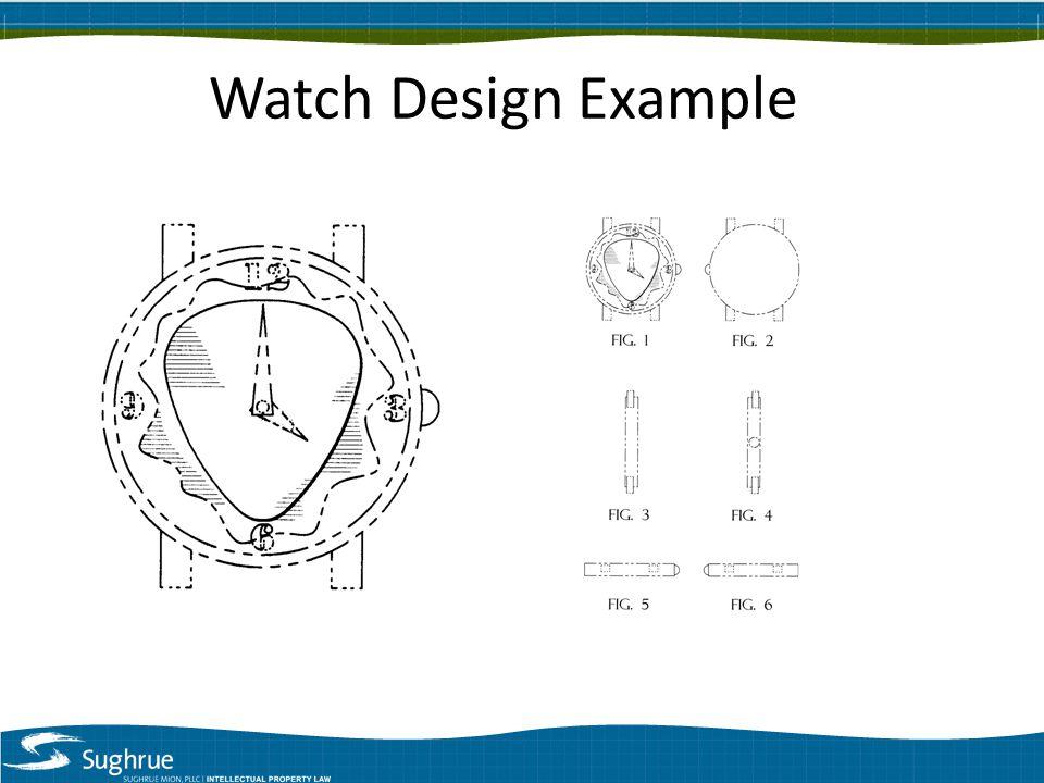 Watch Design Example