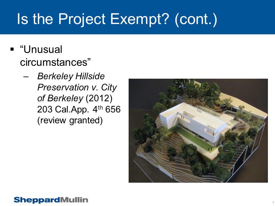 Significant Adverse Impacts  Fair argument – Negative Declaration –Architectural Heritage Association v.
