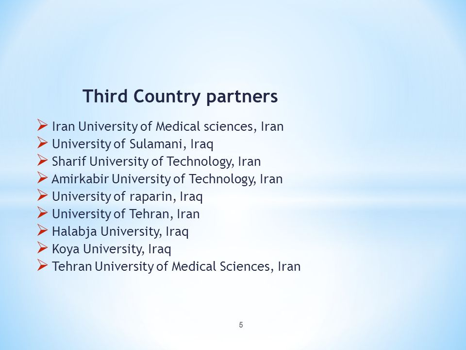 Beneficiaries: Candidates belonging to one of the following target groups can be selected for Marhaba project: Target Group 1 (TG1): Students and Academic Staff registered in one of the partner universities belonging to the consortium.