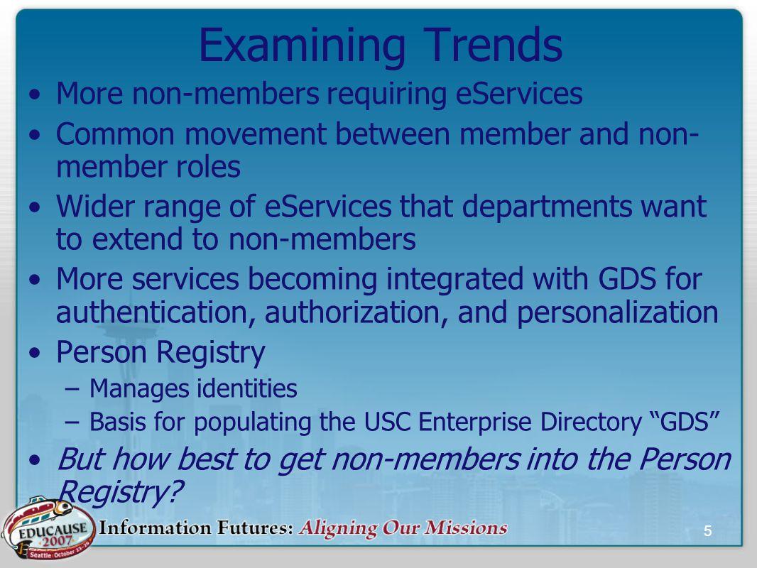 6 Identifying and Managing Affiliates