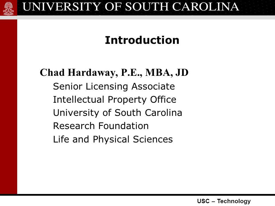 USC – Technology New Faculty New Facilities Research Focus Strategic Partnerships Enhanced Academic Reputation USC Future Keys to Success Enhanced Economic Development