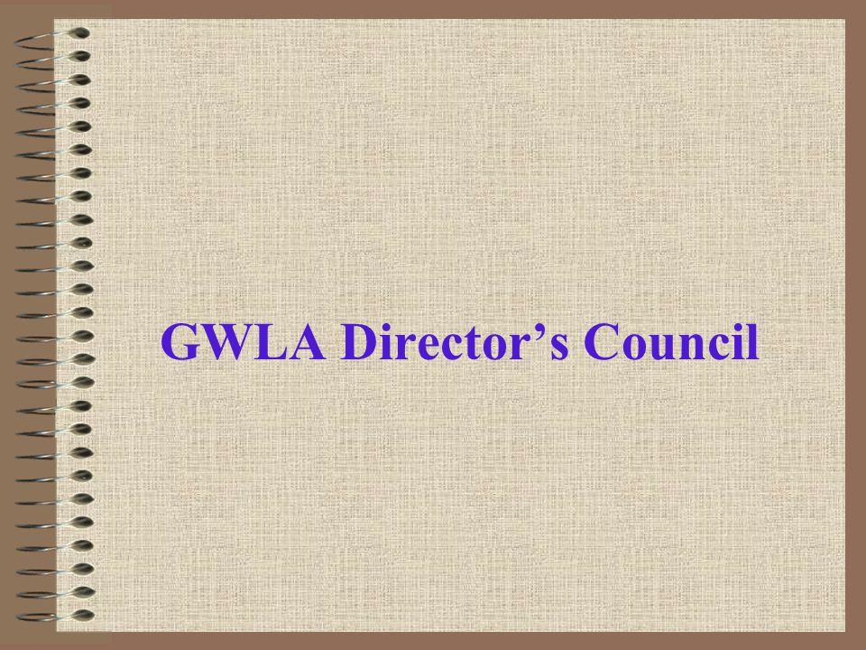 GWLA Director's Council