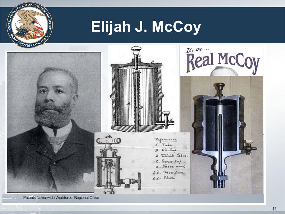 Elijah J. McCoy 19