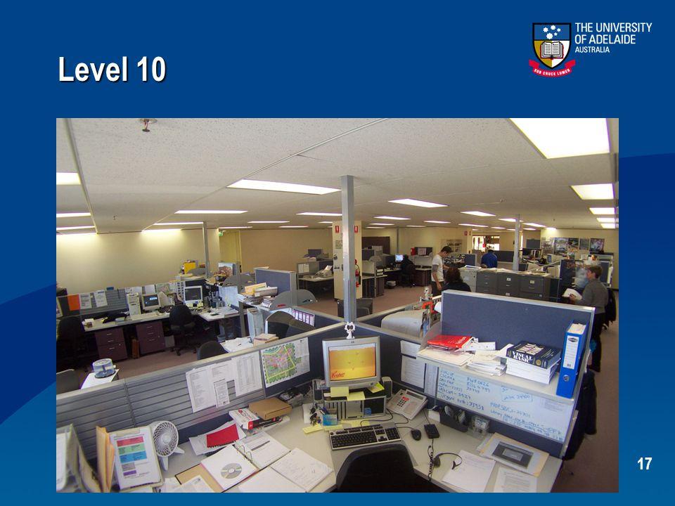 17 Level 10