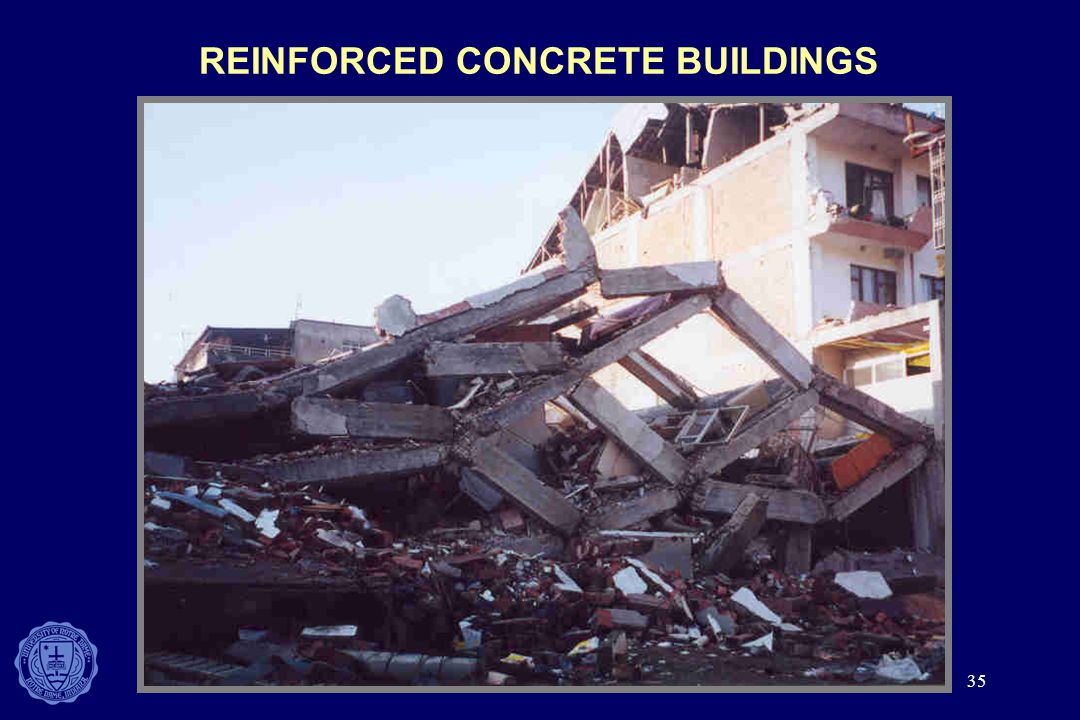 35 REINFORCED CONCRETE BUILDINGS