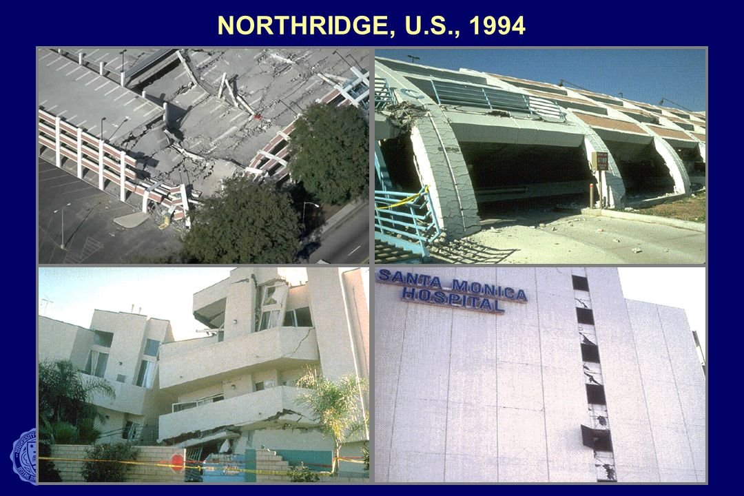 38 NORTHRIDGE, U.S., 1994