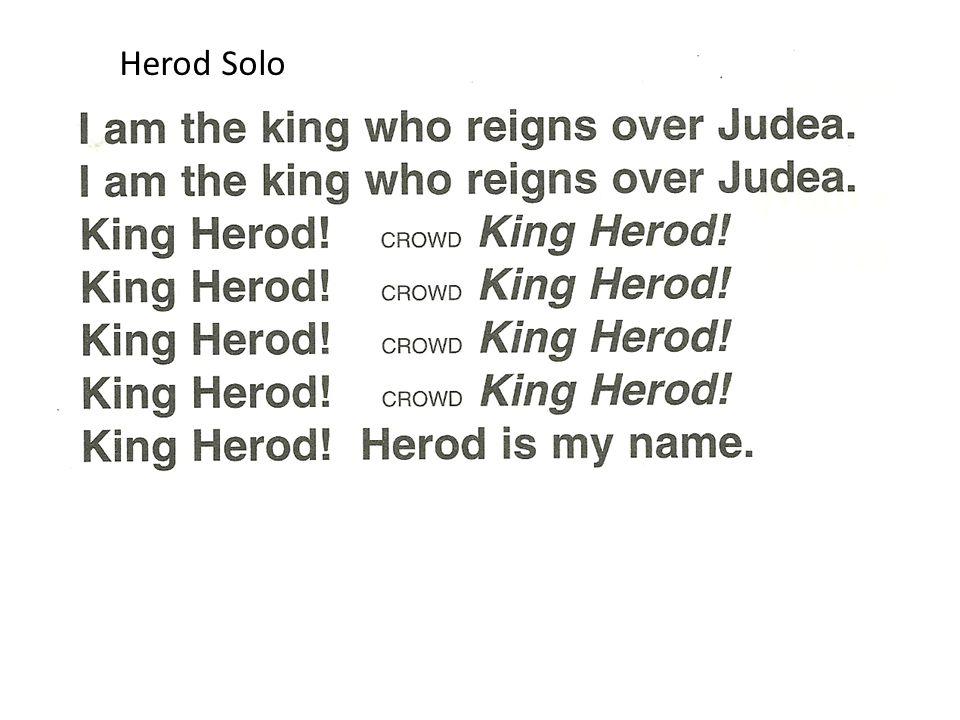 Herod Solo