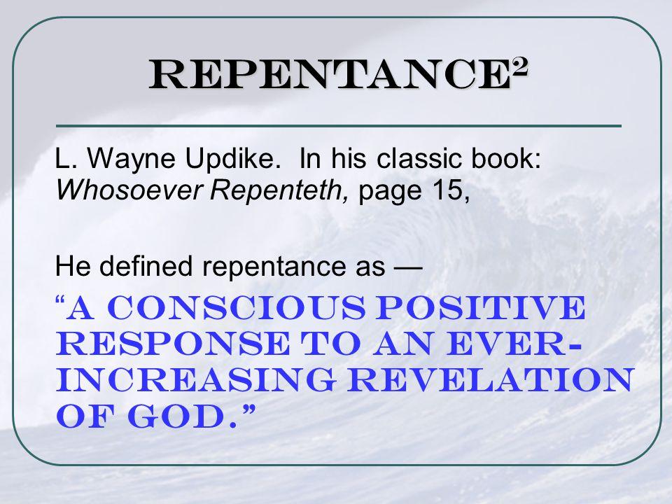 L. Wayne Updike.