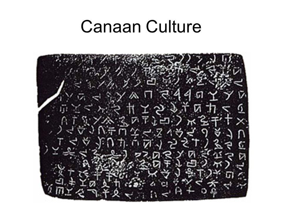 Canaan Culture