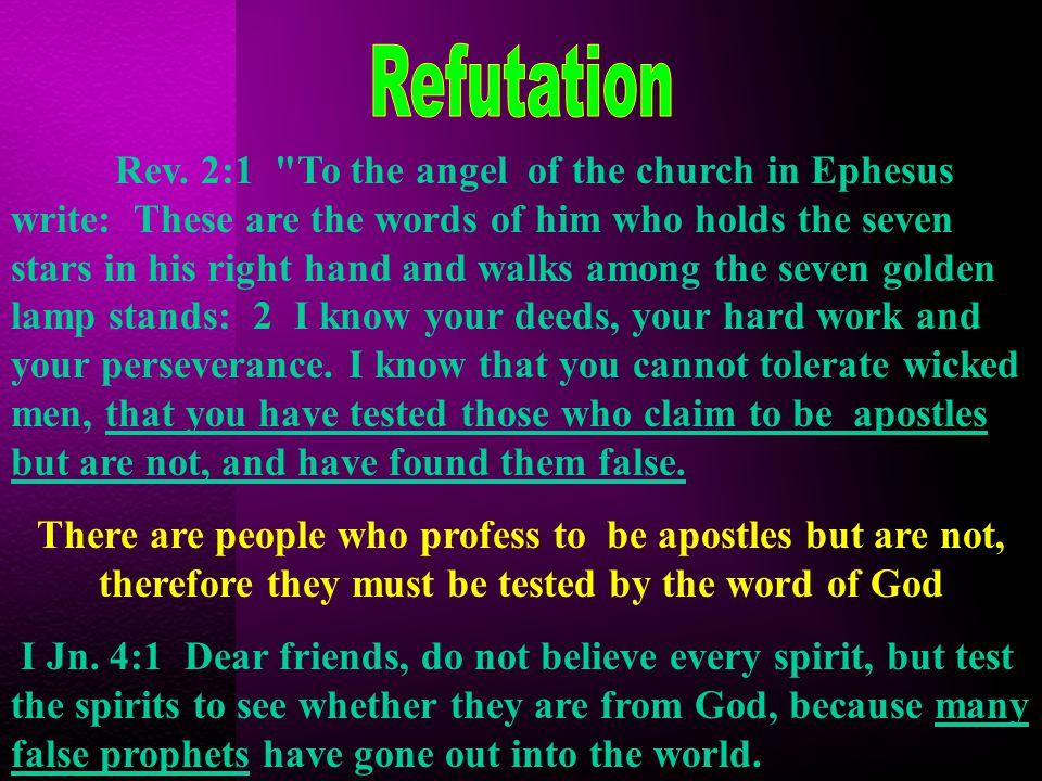 Rev. 2:1