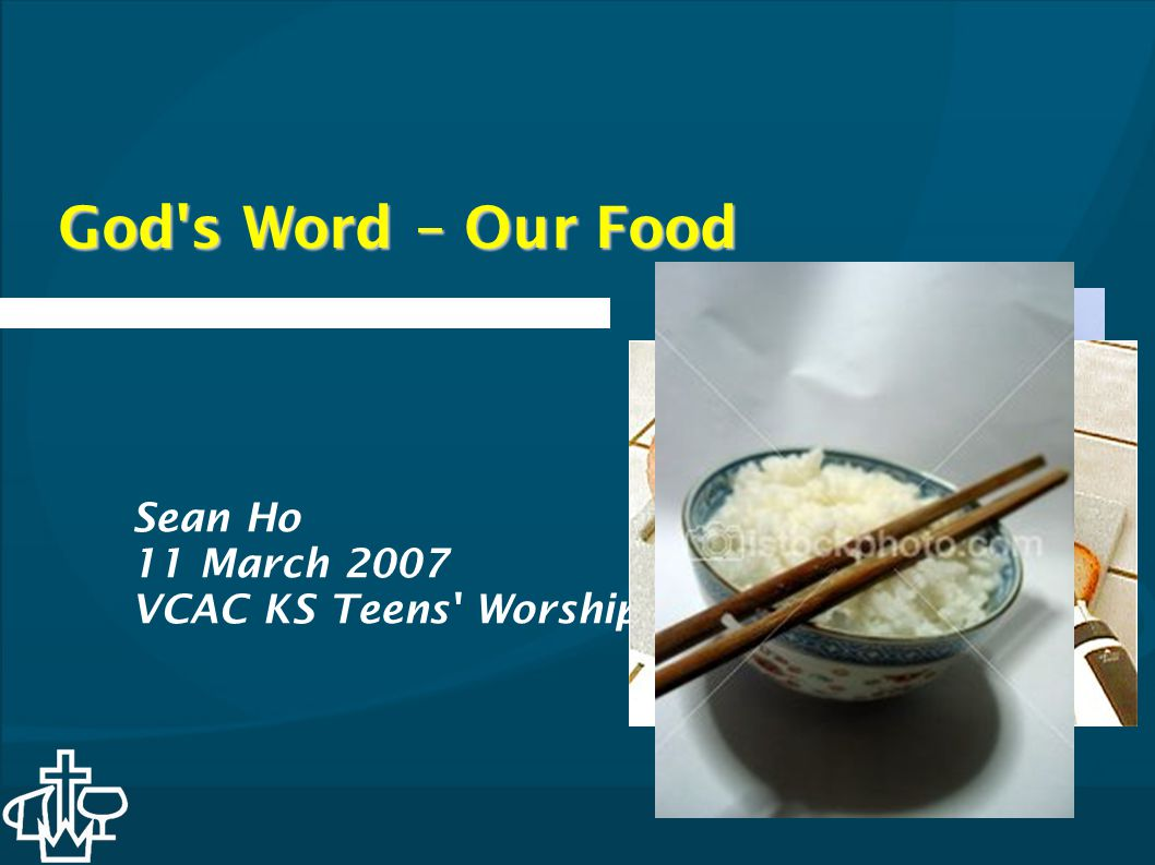 11 Mar 2007VCAC KS Teens worship Psalm 119:103-105 (NASB) How sweet are Your words to my taste.