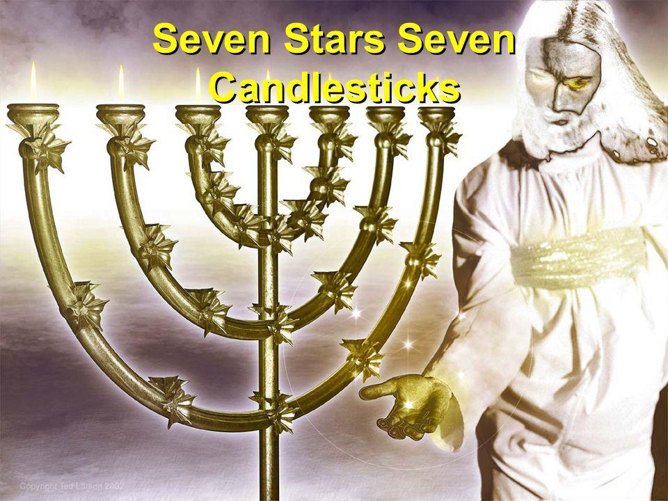 Seven Stars Seven Candlesticks