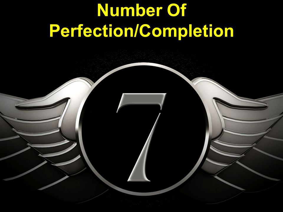 Number Of Perfection/Completion