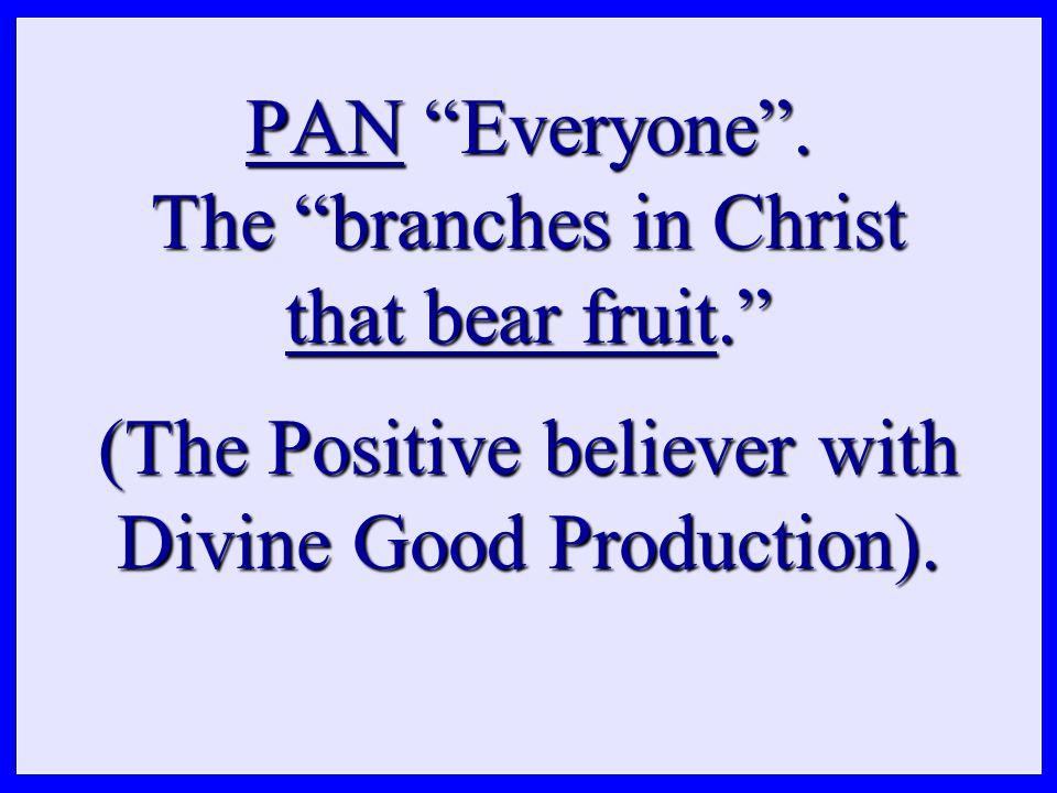 PAN Everyone .