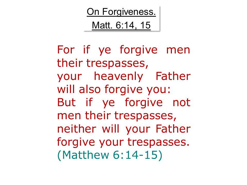 More on Hypocrisy.Matt. 6:16-18 More on Hypocrisy.