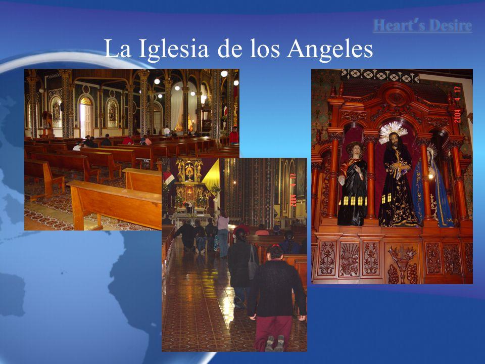 Heart ' s Desire La Iglesia de los Angeles